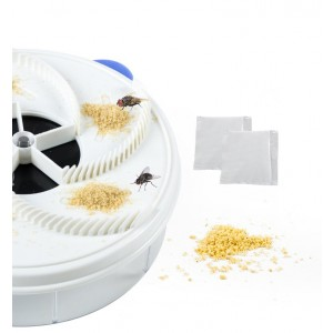 Trapping Food Pest Control Electric anti Fly Killer Trap