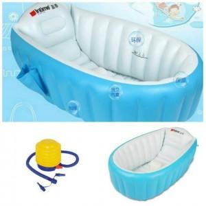 Baby Bath Tub with Pumper