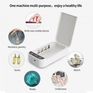 UV Sterilization Box