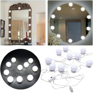 Vanity Mirror Makeup LED Light