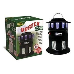 vortex electronic insect trap with adapter