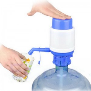 Hand Press Water Bottele
