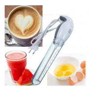 Electric Coffee Foamer, Juicer And Egg Beater