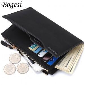 Bogesi Men's Artificial Leather Medium  Wallet